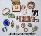 Bracelets, Pins, Sets