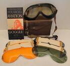 His Polaroid Aviator Goggle Kit