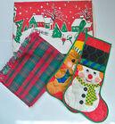 X-Mas Stockings & Linens