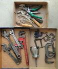 Box Lots Of Tools