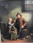 John Helder oil painting