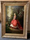 James Colman portrait of lady