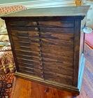 Sm collector cabinet