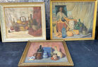 H.W. Cheney painting lot