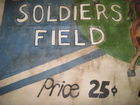 AT SOLDIERS FIELD